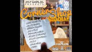 Romain Virgo- Beat You Down (Preview) [Corner Shop Riddim] Dec 2012