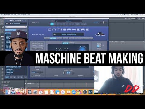 My Computer Messed Up This Beat Making Video! Maschine MK3 Beat Making!