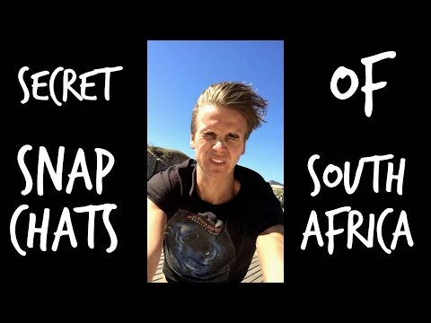 SECRET SNAPCHATS OF SOUTH AFRICA!