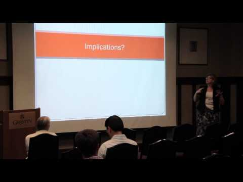 Elizabeth Cochran: 2013 Character Project Conference