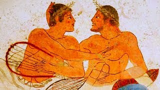 Homosexualidad en la Grecia Clásica
