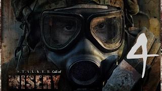 S.T.A.L.K.E.R Call of Misery #4 НОЧЬ ИЛИ УЖАСЫ ПУТЕПРОВОДА
