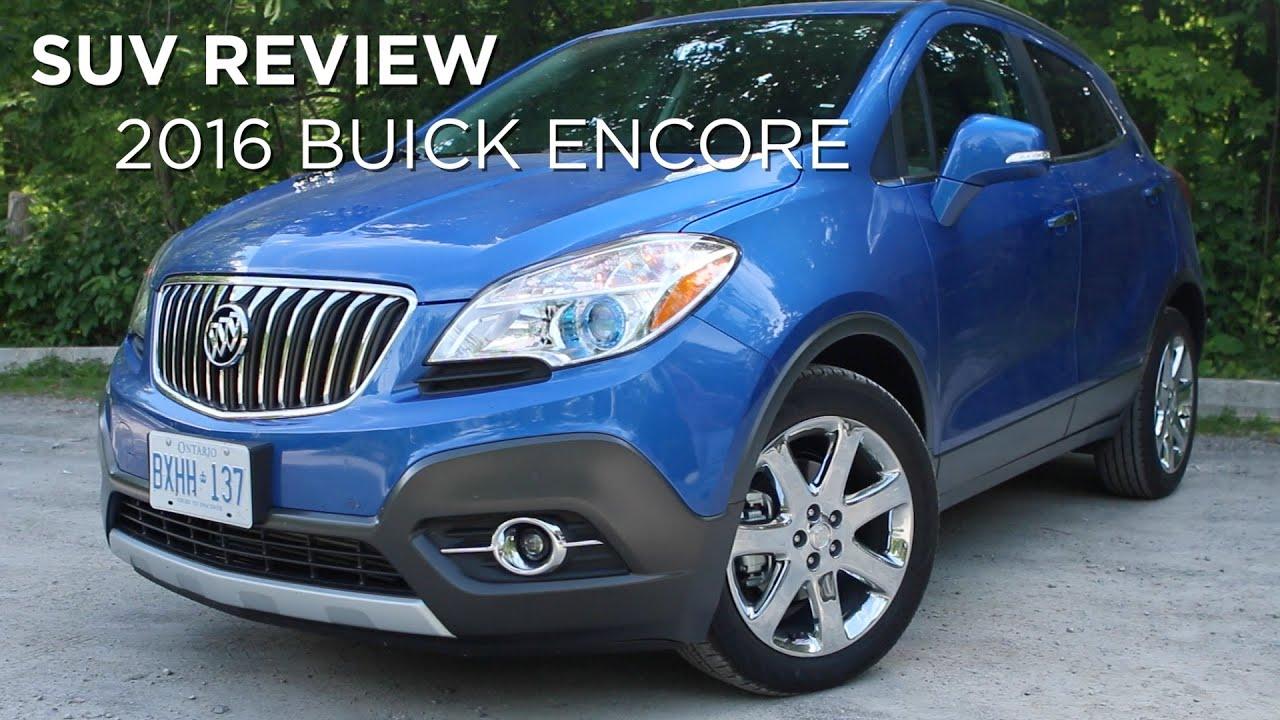 buick awd with premium glassman road review test ken encore