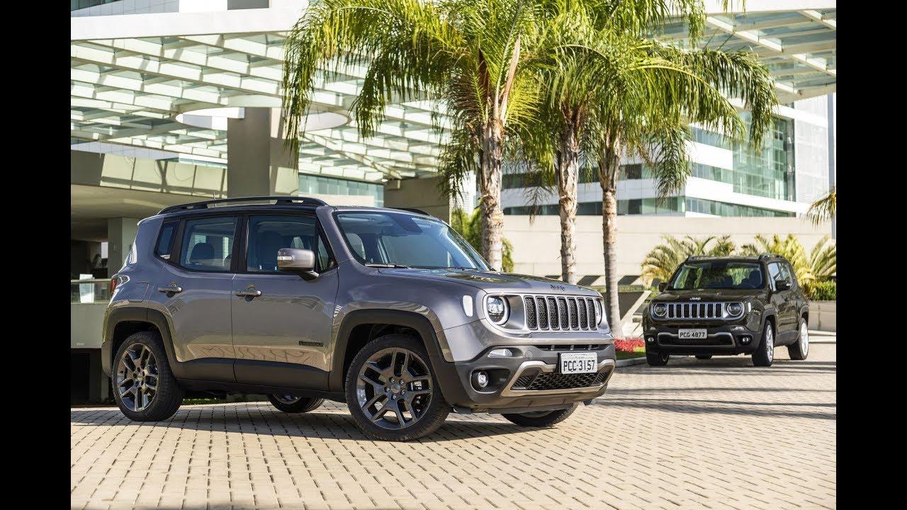 Todos Os Detalhes Do Jeep Renegade Limited 2019 Blogauto Youtube