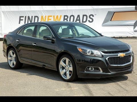 Chevrolet Malibu Limited 2016 Car Review