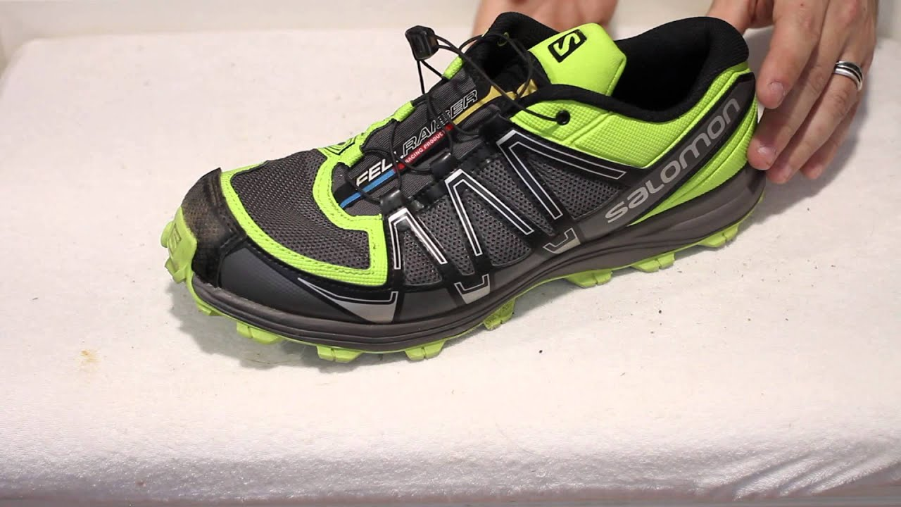 taille 40 689a0 4f4a6 Salomon Fellraiser review
