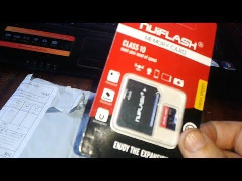 Пришла с Aliexpress Micro Sd карта 32 Гб за 200 руб Что показал ТЕСТ