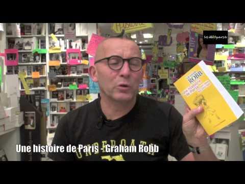 Vidéo de Graham Robb