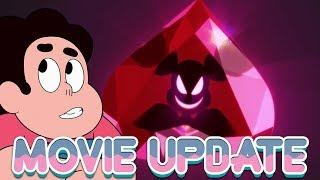 Steven Universe Movie News UPDATE! (Animation Studio + Storyboards Revealed)