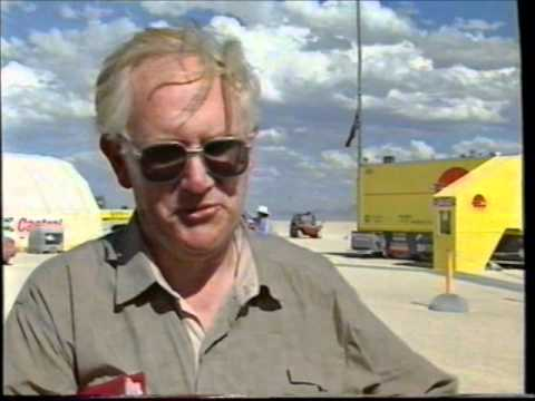Thrust SSC ITN Documentary Part 4