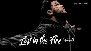 Gesaffelstein ft. The Weeknd – Lost in the Fire (Español)