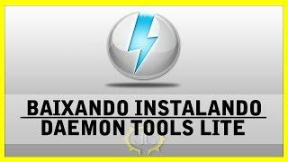 Daemon Tools - Como baixar instalar Daemon tools Lite 2015