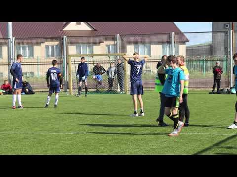 Портфолио [1] (Видео про футбольную команду Южно-Курильска)