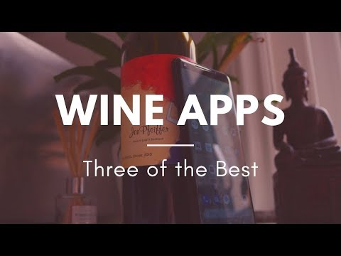 wine article Wine Apps  My Top Three Apps For Wine Lovers