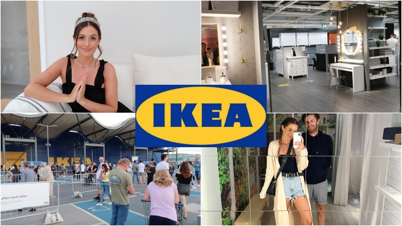 IKEA VLOG - COME SHOPPING WITH ME | NEW IN IKEA HAUL JULY 2020