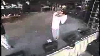 Eminem - The Way I Am (New Orleans) 2001 LIVE