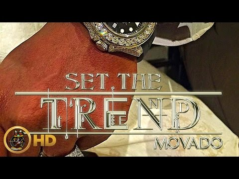 Mavado - Set The Trend [Pile Up Riddim] April 2016