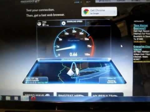 Clear 4G Internet Speed Test Diary NYC, Day 6, 0.67Mbps