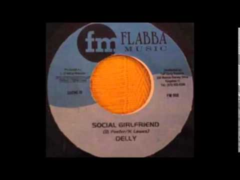 Delly Ranks - Social Girl Friend