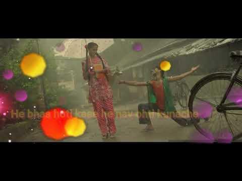 Mala ved lagale premache whatsapp status video love song