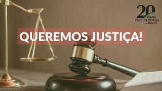 Culto Vespertino Domingo - 02/08/2020