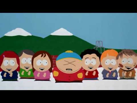 South Park Kyle's mom is a big fat b*tch but everytime they say b*tch it gets faster