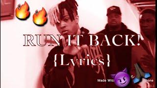 XXXTENTACION & CRAIG XEN - RUN IT BACK LYRICS