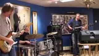 Point Blue - shake a leg Meg ! live at Blues Moose Radio