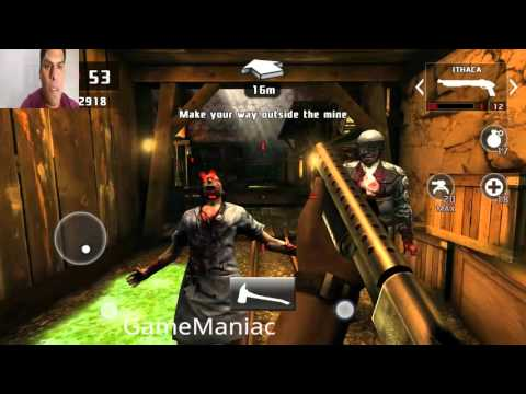 Dead Trigger 2 - Africa Campaign - Mission 8 : The Fixer [Android Game]