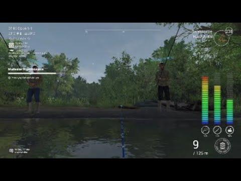 Fishing Planet #66 Nurek Na Mudwater