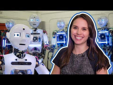 Take a look inside this humanoid robot factory | CNBC Reports