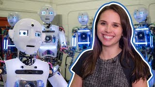 A look inside a humanoid robot factory | CNBC Reports