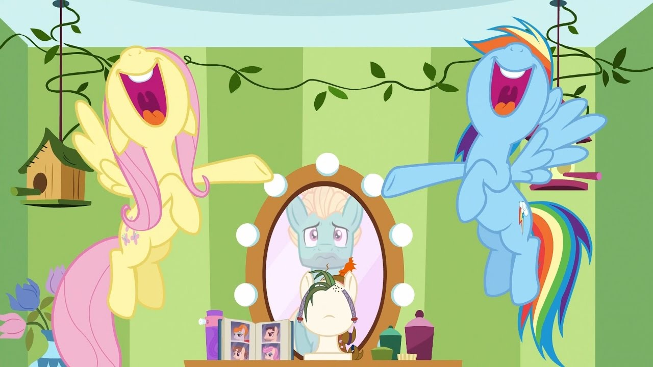 My little pony can i do it on my own russian official youtube for Little pony watches