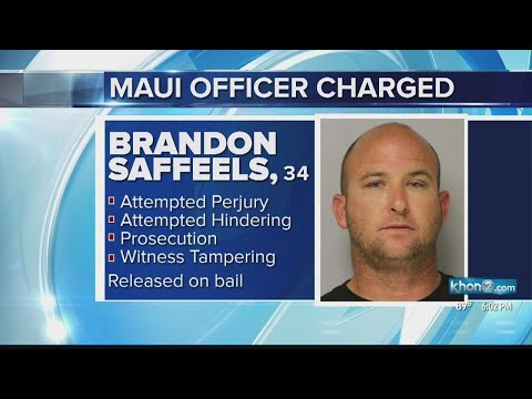 At Least Three Women Accuse Maui Police Officer Of Abusing His Power
