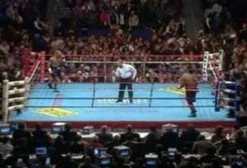 Mike Tyson vs Clifford Etienne