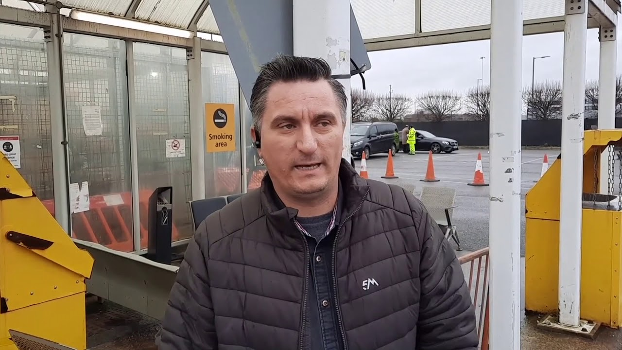 App minicab drivers that have to use a Heathrow car park say facilities are demeaning.