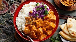 Idahoan - Indian Butter Chicken Mashed Potato Bowl Recipe