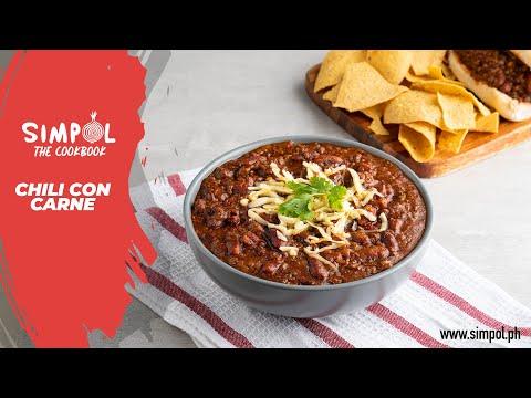 Chili Con Carne, SIMPOL!