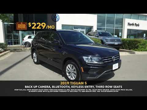 It's the best time of the year for a New Volkswagen Atlas or Tiguan!