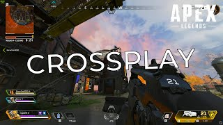LESZ-E CROSSPLAY? - Apex Legends