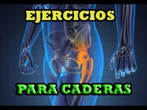 Coxartrosis de cadera ejercicios