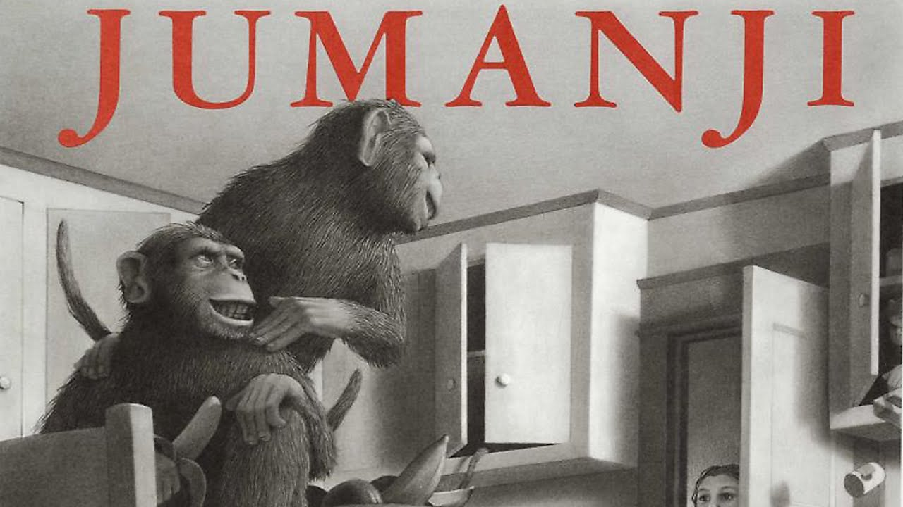 jumanji by chris van allsburg book review Jumanji: welcome to the jungle is good, clean fun  and the young kirsten  dunst) based on chris van allsburg's wonderful 1981 book in the.