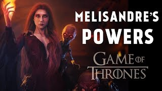 All of Melisandre's Different Powers (Game of Thrones)