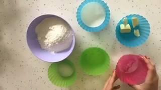 Рецепт заварного теста для  вареников без яиц