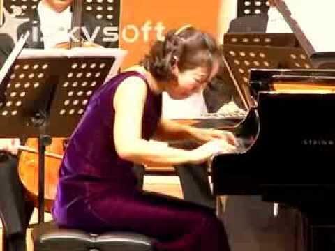 Tomoko Murakoshi - MOZART Piano Concerto K 491 in C min