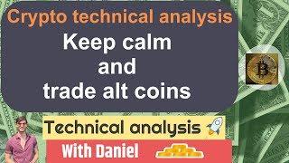 BTC - Bitcoin Technical Analysis. Keep calm and trade alt coins.