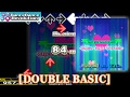 【DDR】 CAN'T STOP FALLIN' IN LOVE -super euro version- [DOUBLE BASIC] 譜面確認+クラップ