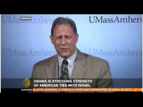 Prof. Gerald Steinberg, on Al Jazeera, March 20, 2013