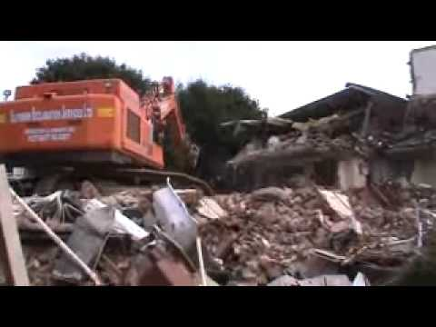 EXCAVATOR zx 470 Southern Reclamation Demolition
