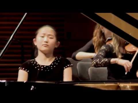 Sin A Ma performs Joseph Haydn's Piano Concerto in D Major Hob. XVIII:11